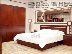 华日H056021双人床