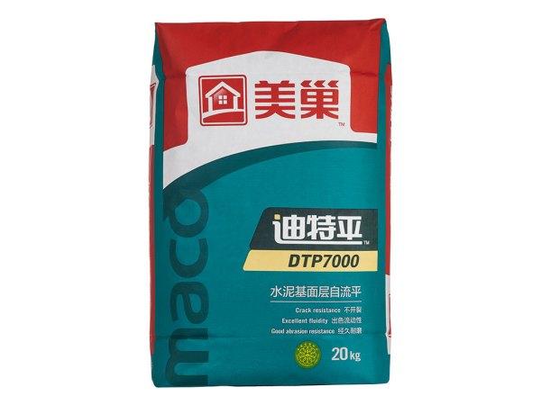 美巢 迪特平DTP7000(水泥基面层自流平)
