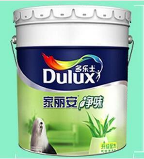 多乐士家丽安净味内墙面漆18升油漆涂料乳胶漆