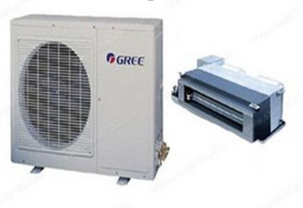 格力C系列静音风管机
