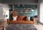 136平个性混搭三居 活泼优雅空间