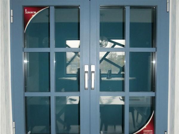 佐岚70断桥铝门窗 颜色尺寸定制