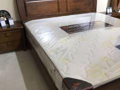 圣德西实木大款床