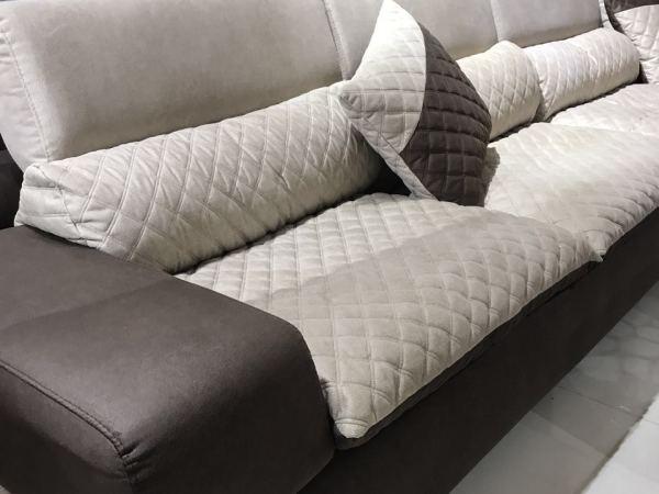 圣德西现代乳胶颗粒沙发1 1 3 贵