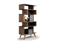 美伦美北欧家具纯实木组合柜 出口欧美MRIC-FJ8016H