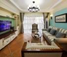 124平混搭风格三居室 古典 简约 温馨