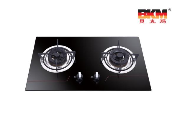 JZT-BKM-XB-0701A 贝克玛电器 厨房双眼灶具