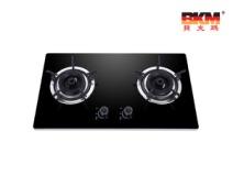 JZT-BKM-XB-68 贝克玛电器 厨房双眼天然气灶具图片