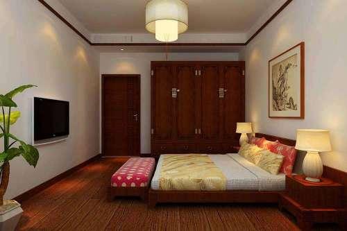 中式风格-三室一厅