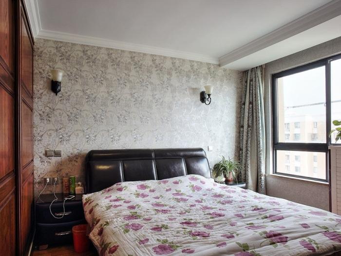 西式古典-122平米三居室-装修样板间