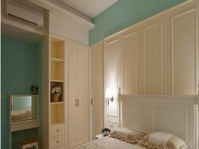 田园风格-40平米一居室装修样板间