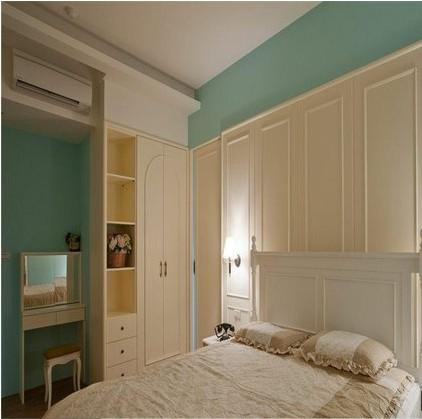 田园风格-40平米一居室-装修样板间
