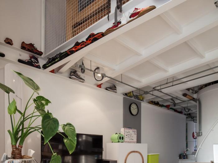 现代简约-32平米一居室-装修样板间