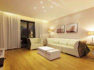 现代简约-131平米三居室装修样板间
