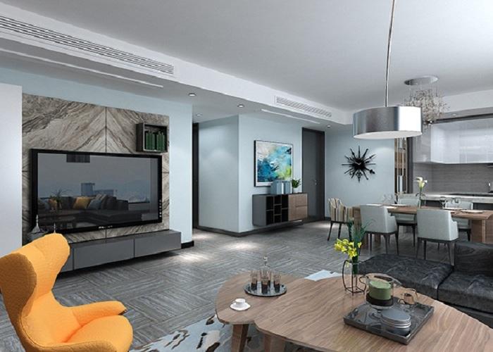 欧美风情-183平米四居室-装修样板间
