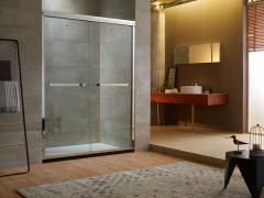 爱沐村不锈钢淋浴房30系列