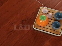 LS-X810 栎木 咖啡色 实木地板