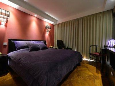 混搭风格-125平米三居室装修样板间