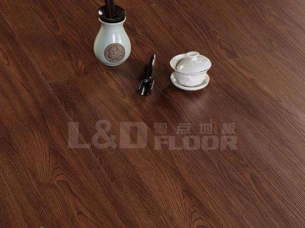 零点LW-6004-40 石塑地板