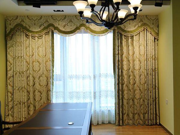 二房一厅窗帘定制