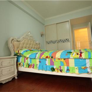 欧式风格四居室儿童房装修效果图