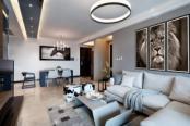 新城玖珑湖三室两厅一卫102平-现代简约-102平米三居室