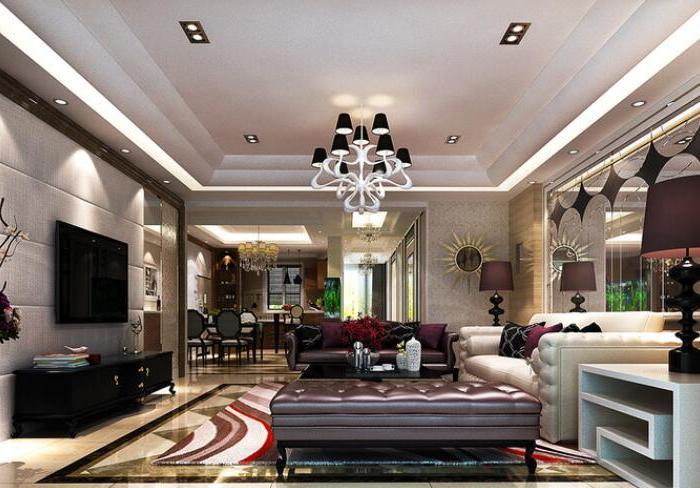 现代简约-180平米三居室整装-装修样板间