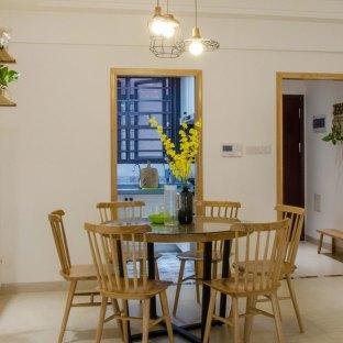 简约风格三居室餐厅装修效果图