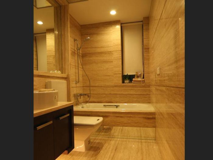现代简约-112平米三居室整装-装修样板间