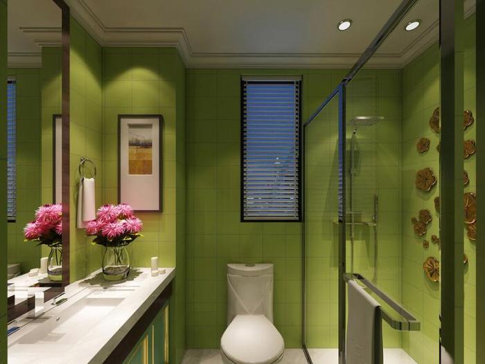 欧式风格-220平米四居室整装-装修样板间