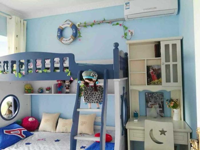 田园风格-76平米二居室-装修样板间