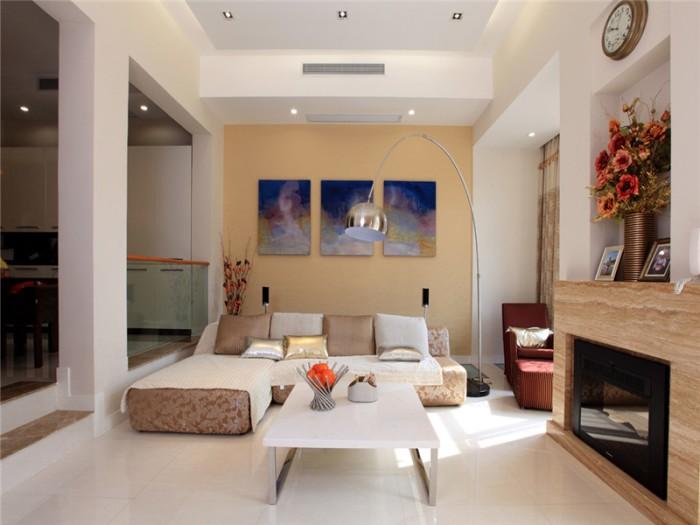 现代简约-265平米六居室以上整装-装修样板间