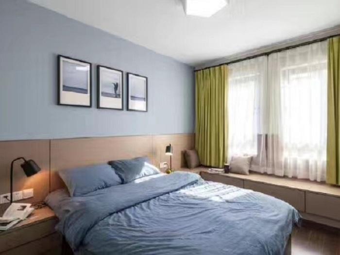 现代简约-125平米三居室整装-装修样板间