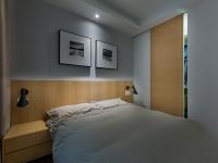 现代简约风格二室一厅50㎡公寓