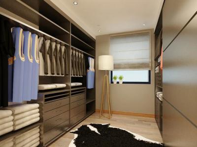 现代简约-140平米三居室整装装修样板间