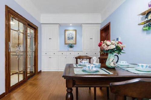 西安积木家-海亮新英里-三居室简约风格