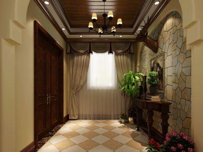 欧式风-290平米四居室整装装修样板间