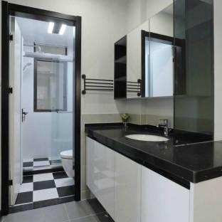 北欧风格二居室卫生间装修效果图