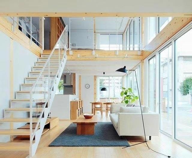 现代简约-287平米别墅整装-装修样板间