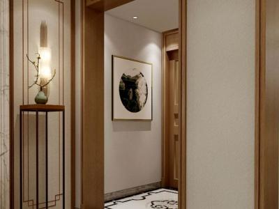 中式古典-280平米四居室装修样板间