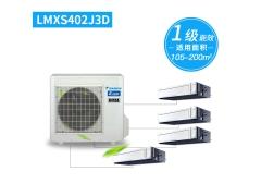 大金中央空调LMXS402J3D 一拖四