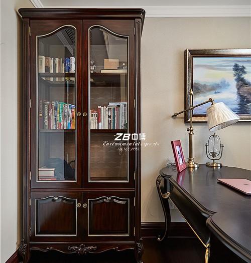 新古典风格-188平米四居室-装修样板间