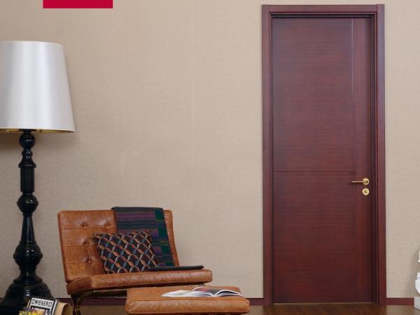 TATA木门 室内门静音门卧室门ZX010-J