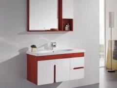 箭牌浴室柜套餐橡木柜实木卫浴吊柜欧式洗手台盆柜组合
