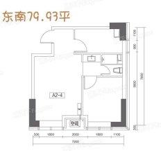 沿海国际中心-新中式-二居室