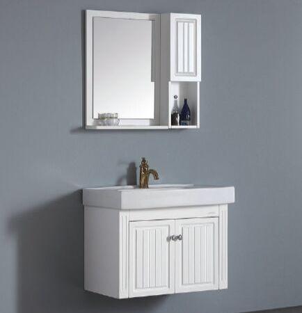 箭牌浴室柜组合实木卫浴柜卫生间洗脸洗手盆柜吊柜简约