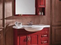 箭牌卫浴柜浴室柜组合实木落地式洗脸盆柜