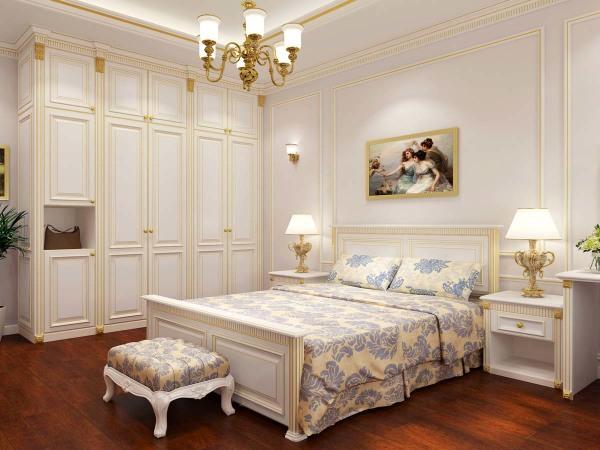 联邦高登-洛金系列-卧室