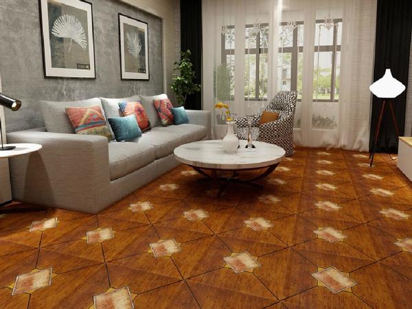 硬槭木 原瓷03 实木复合拼花地板
