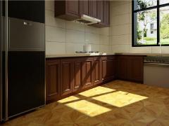 亚花梨 部落王宫 实木复合地板